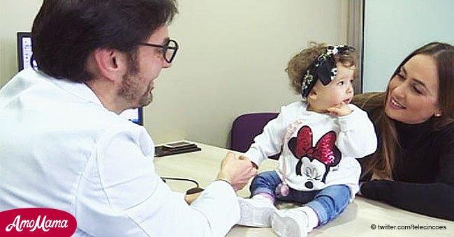 Niña de 1 año está viva gracias a avance médico que salvó 2 vidas con 1 donante