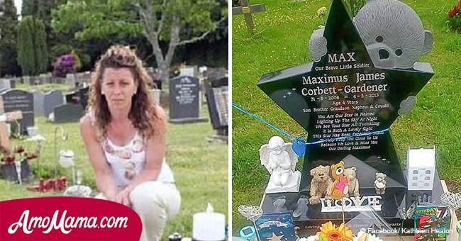 Cemetery removes their son's headstone. The reason for this is absolutely absurd