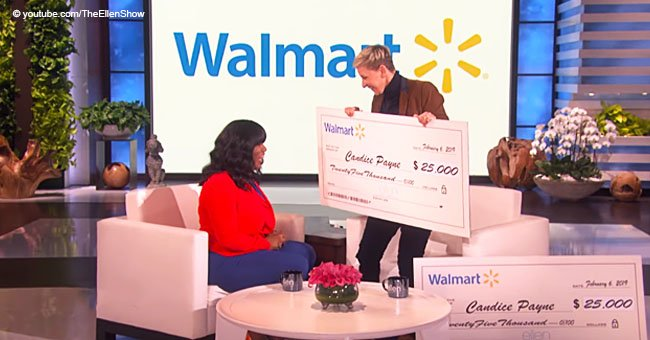 Frau half über 100 Menschen aus der eisigen Kälte und erhielt unerwartetes Geschenk von Ellen