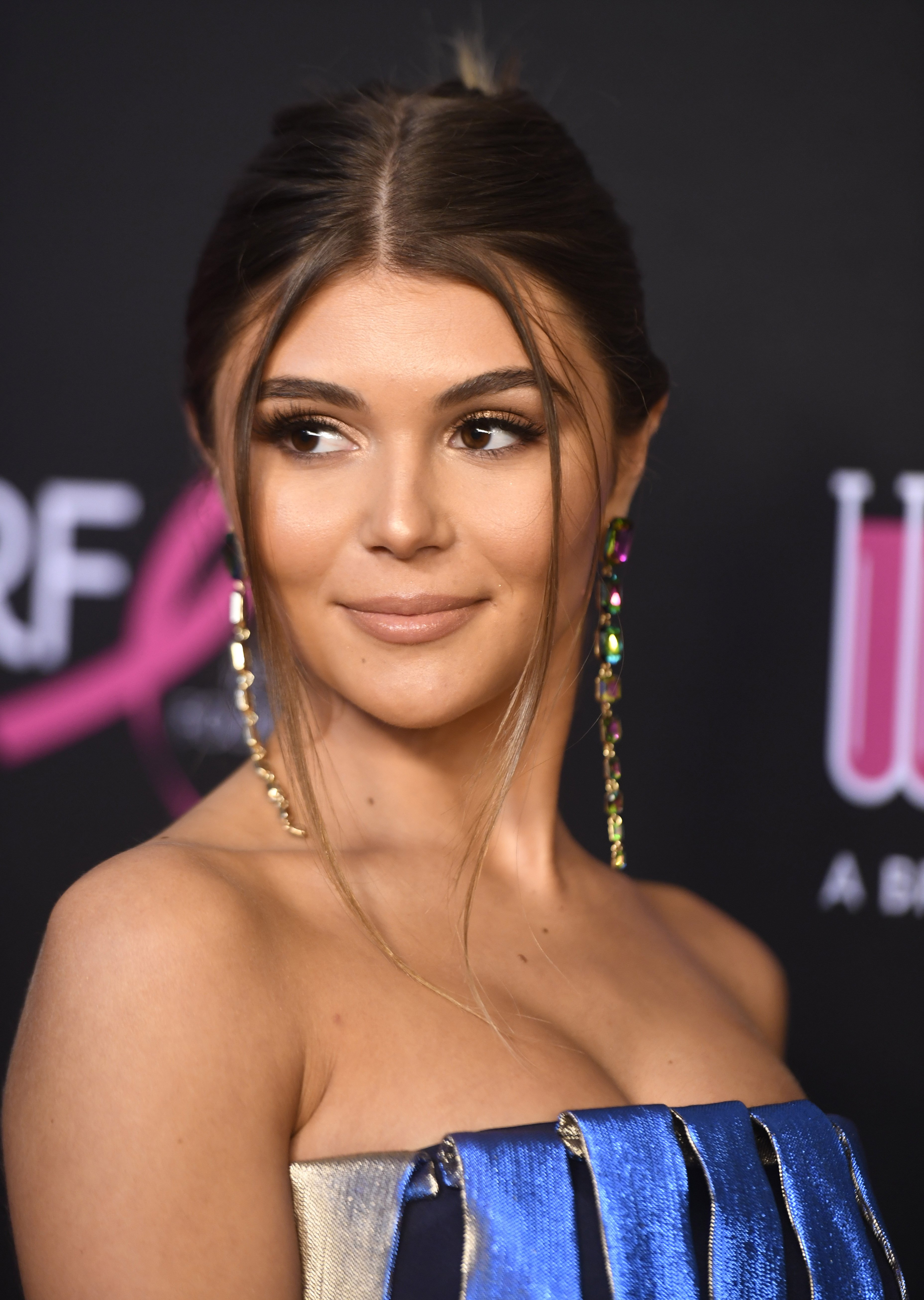Olivia Jade Giannulli at the Women's Cancer Research Fund benefit gala in Beverly Hills, February, 2019. | Photo: Getty Images.