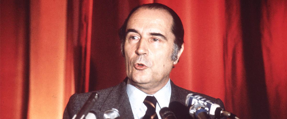 La double vie de François Mitterrand entre sa femme Danielle et sa maîtresse Anne Pingeot