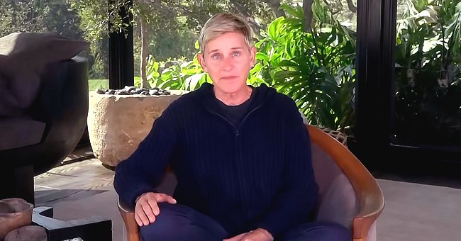 Ellen DeGeneres Compares Self-Isolation with Imprisonment Amid Coronavirus Pandemic