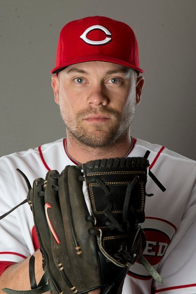 Trevor Bell #62 of the Cincinnati Reds posing during picture day at Goodyear Park in Goodyear, Arizona.| Photo: Getty Images.