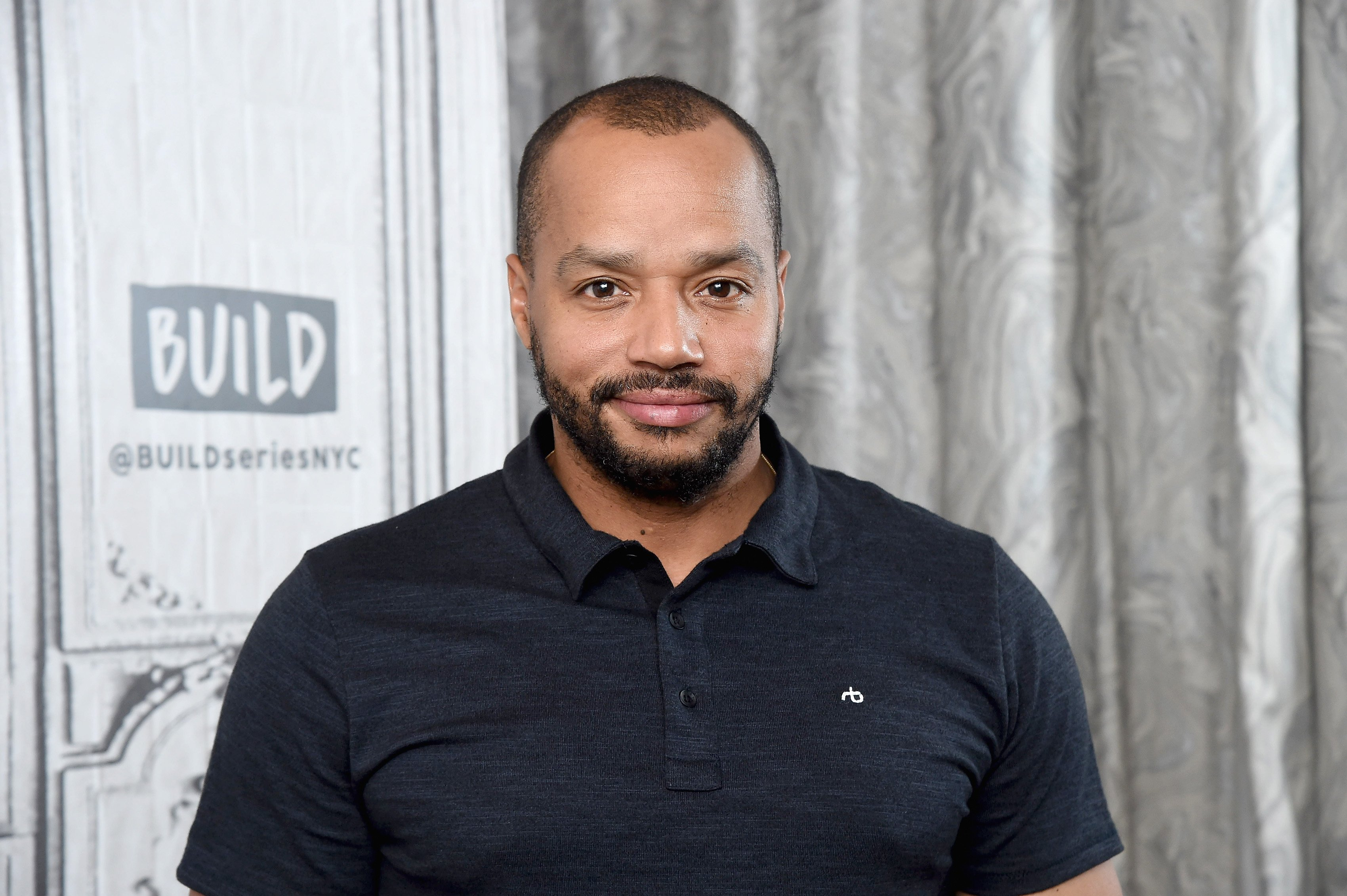 Donald Faison at the Build Studio on September 20, 2019   Photo: GettyImages