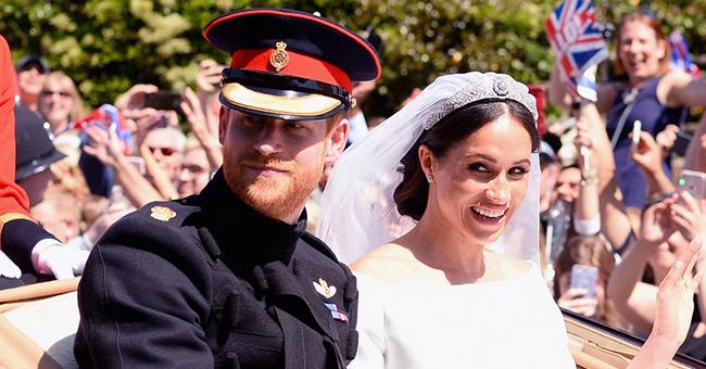 Prince Harry et Meghan Markle : leurs hommages à Lady Di, le jour de leur mariage