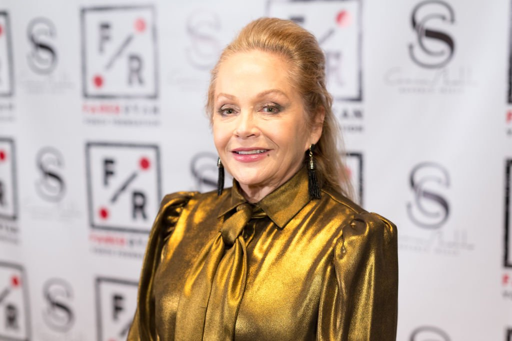 Charlene Tilton le 12 octobre 2019 à Hollywood. l Source : Getty Images