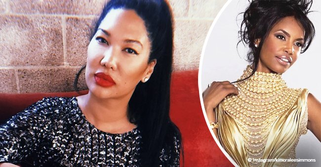 Kimora Lee Simmons honors late 'sister' Kim Porter with heartwarming birthday message in new post