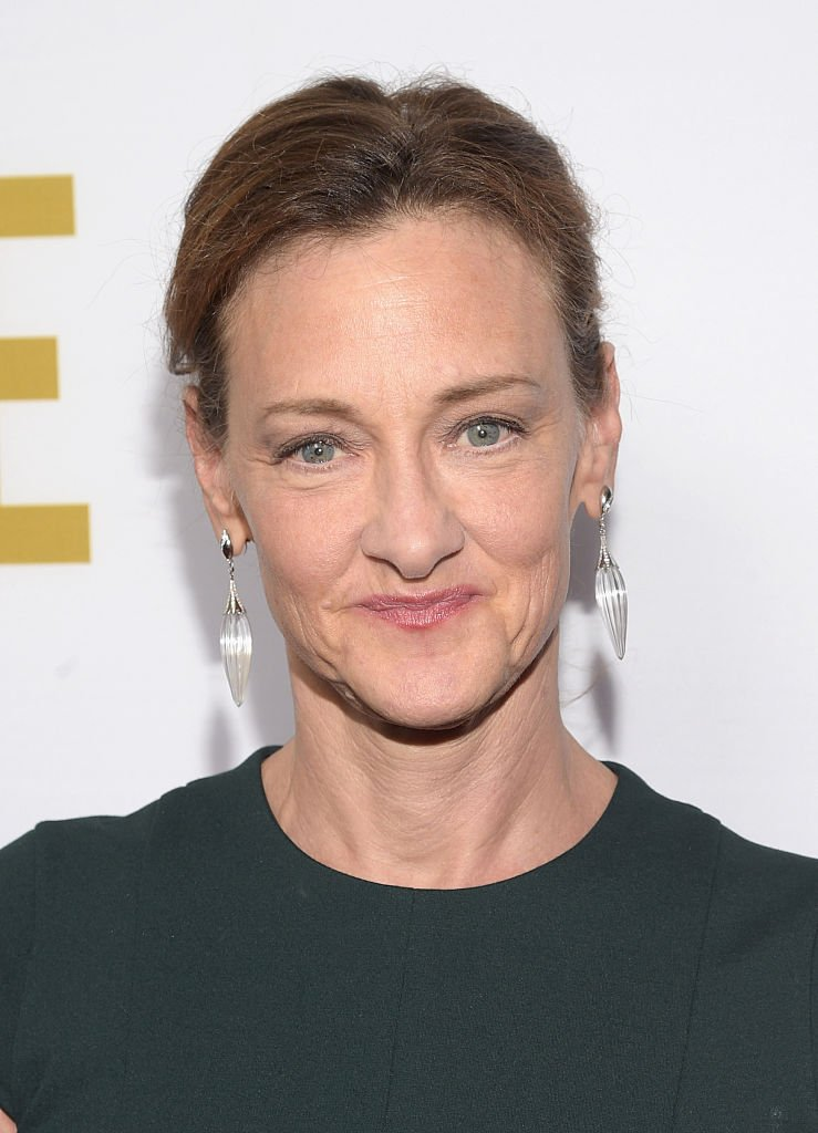 Joan Cusack attends Showtime's 2015 Emmy Eve Party at Sunset Tower Hotel   Getty Images / Global Images Ukraine