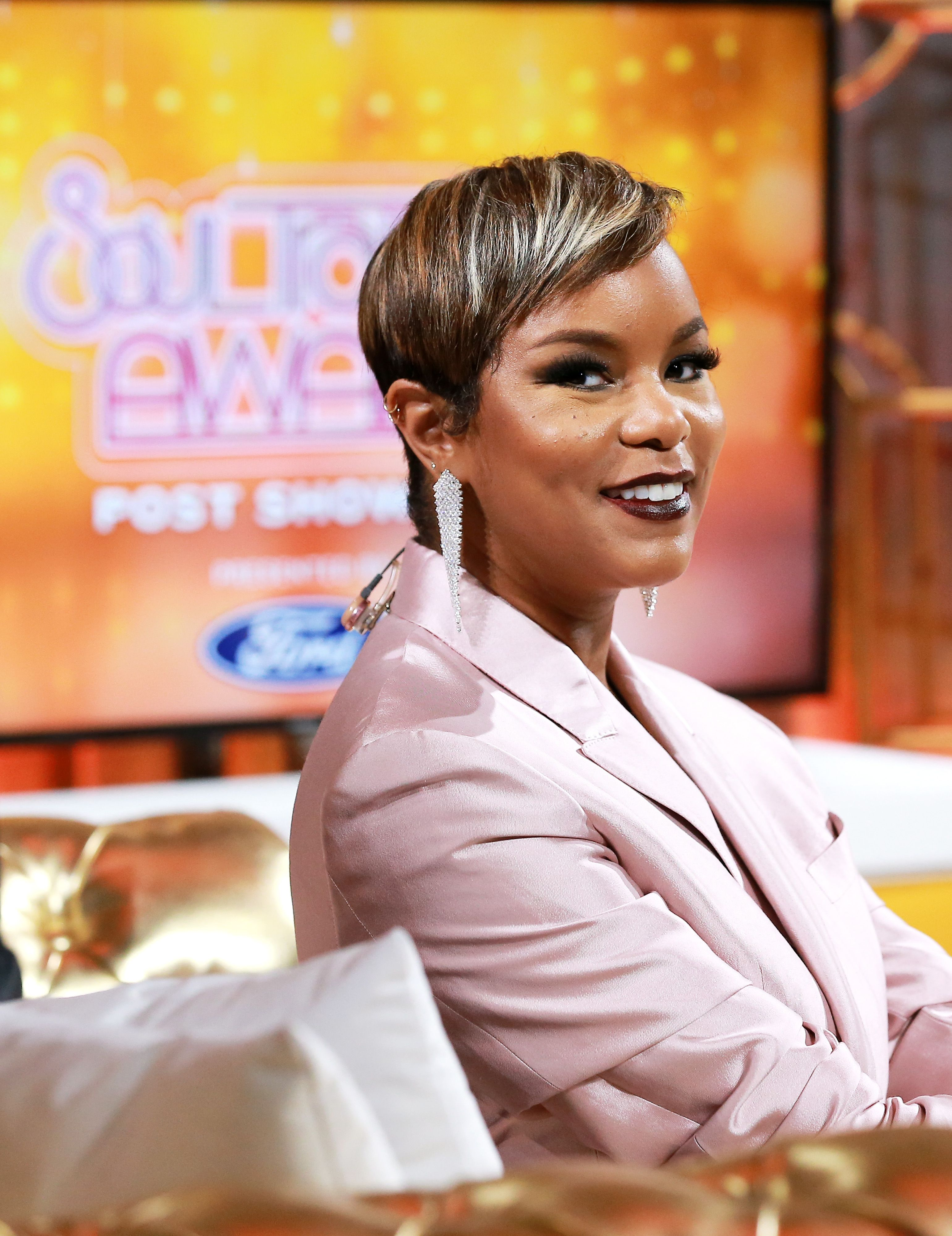 LeToya Luckett attends the 2019 Soul Train Awards presented by BET at the Orleans Arena on November 17, 2019 in Las Vegas, Nevada. | Source: Getty Images
