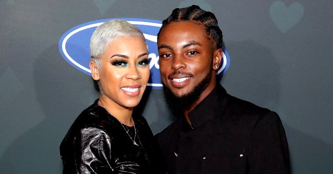 Keyshia Cole's 24-Year-Old Boyfriend Niko Khale Shares Video of Her Looking Amazing in a Mini Leather Dress