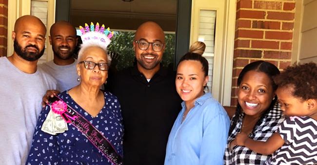 Keshia Knight Pulliam Shared Photo of Her Grandma on 80th Birthday & She's a Beauty