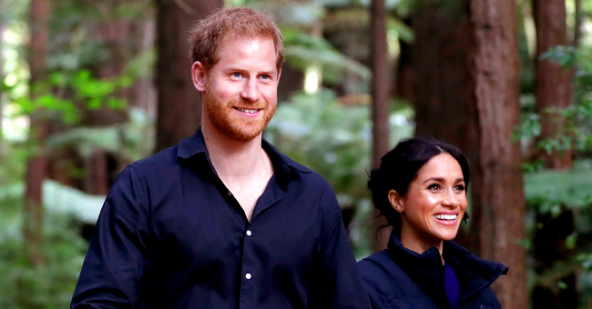 Here Are the Instagram Accounts Meghan Markle & Prince Harry Are Following in August