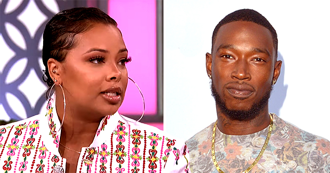 Eva Marcille of RHOA Slams Ex Kevin McCall on 'The Real' after His Recent Arrest