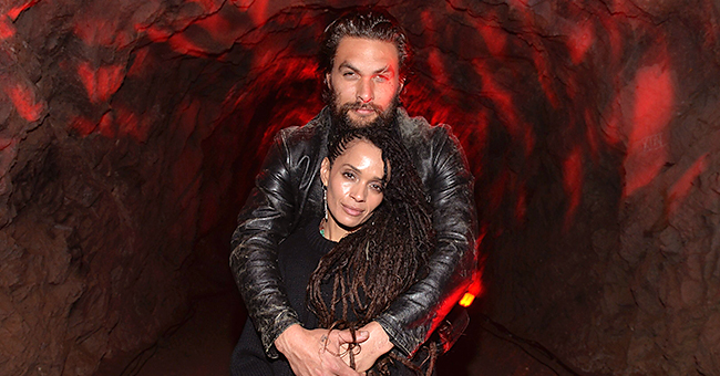 Lisa Bonet's Husband Jason Momoa Was 'Too Broke to Fly Home' in Throwback Photo