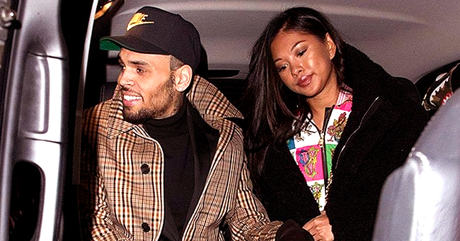Report: Chris Brown Allegedly Expecting 2nd Child with Ex Ammika Harris