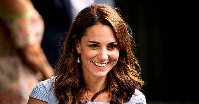 "Kate Middleton qualifie d'""incroyable"" la sculpture qui remporte le concours Royal Garden"
