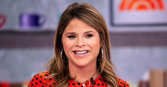 Jenna Bush Hager from 'Today' Dotes on Baby Son Hal in New Photos