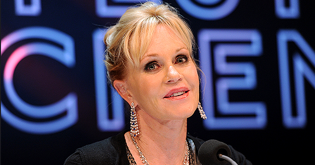 Melanie Griffith Spotted Making a Candy-Run at a Gas Station