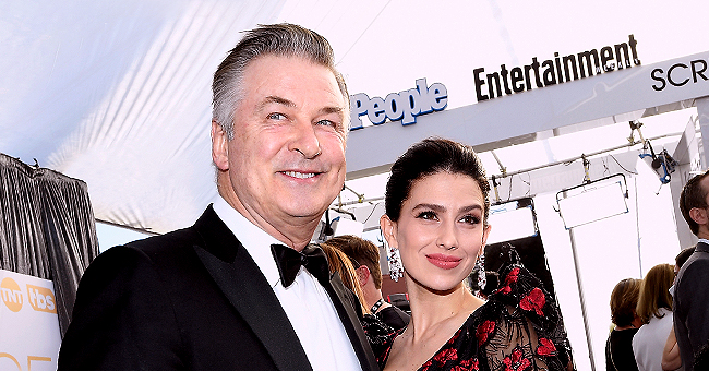 Alec Baldwin's Wife Hilaria Flaunts Baby Bump in Lace Undergarments Month after Revealing 5th Pregnancy