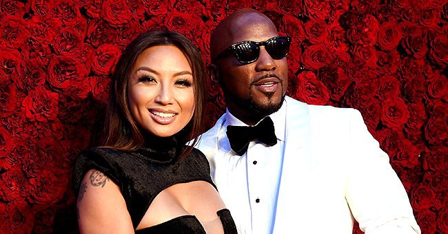 """The Real"" co-host Jeannie Mai with boyfriend Jeezy/ Source: Getty Images"