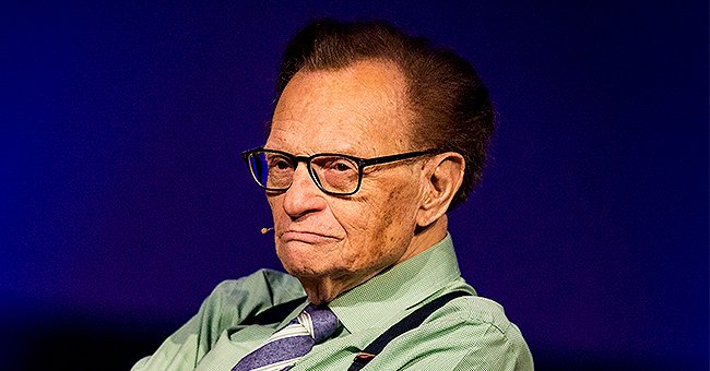 Larry King Turns 86 and Talks about Rough Year He's Had Including a Stroke Back in March
