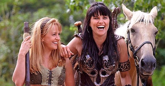 Lucy Lawless and Cast of 'Xena: Warrior Princess' 24 Years after 1st Episode of the Show Aired