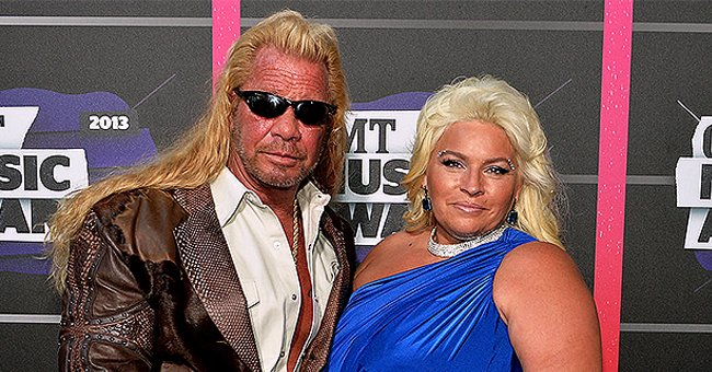 Duane 'Dog the Bounty Hunter' Chapman Shares Photo That Late Wife Beth Took from Their Colorado Home Last Winter