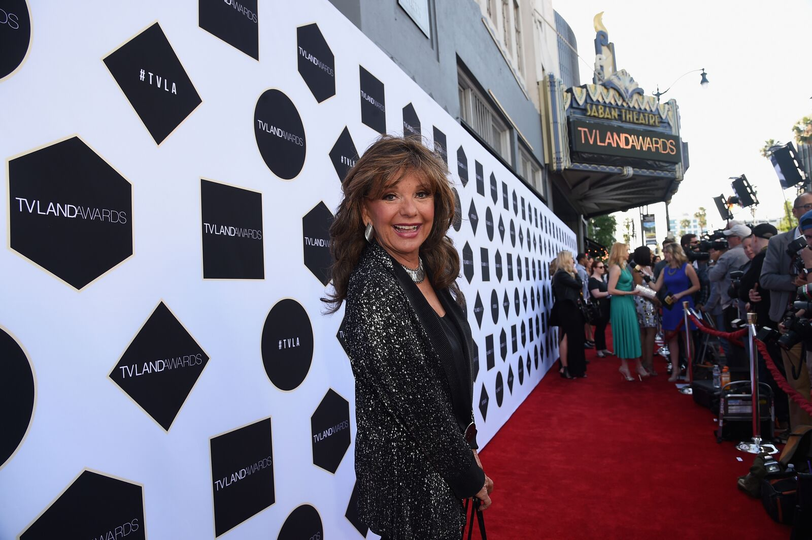 Actress Dawn Wells attends the 2015 TV Land Awards at Saban Theatre on April 11, 2015 in Beverly Hills, California | Photo: Getty Images