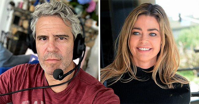 Andy Cohen Discusses Denise Richards' Departure from RHOBH after Two Seasons