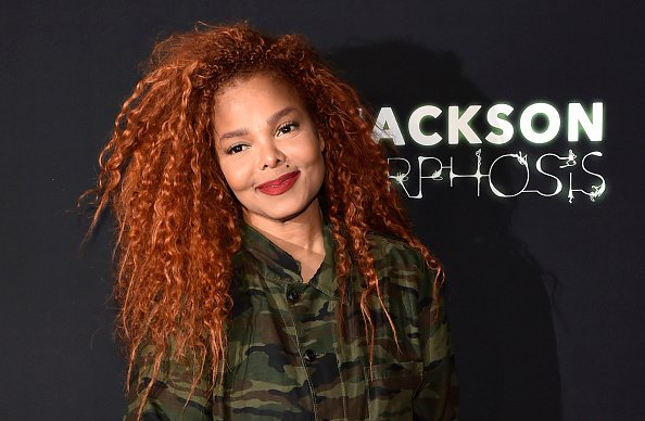 "Janet Jackson attends her residency debut ""Metamorphosis"" after party on May 17, 2019 