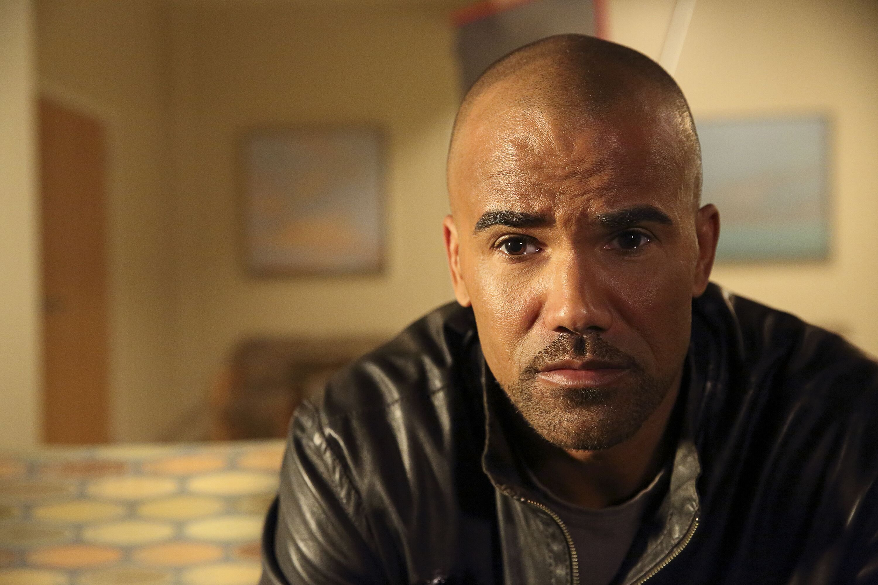 "Sheman Moore in ""Criminal Minds."" 