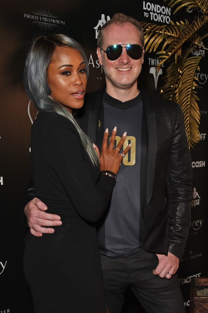 Eve and Maximillion Cooper at the official launch party for the Gumball 3000 Rally at Proud Embankment on August 4, 2018 | Photo: Getty Images