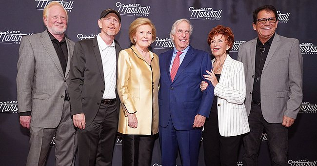 Ron Howard, Henry Winkler, Marion Ross and Anson Williams from 'Happy Days' Reunite to Pay Tribute to the Classic Series & Its Late Creator