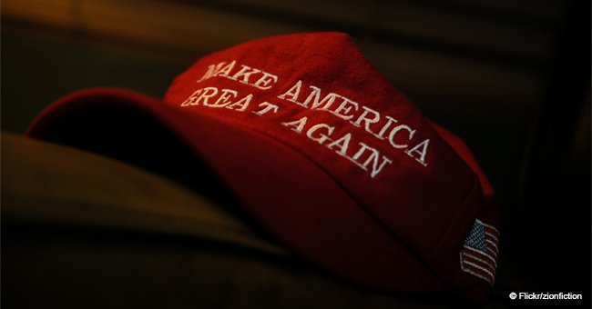 Black Student Caught on Video Threatening a White Classmate and Ripping a MAGA Hat off His Head