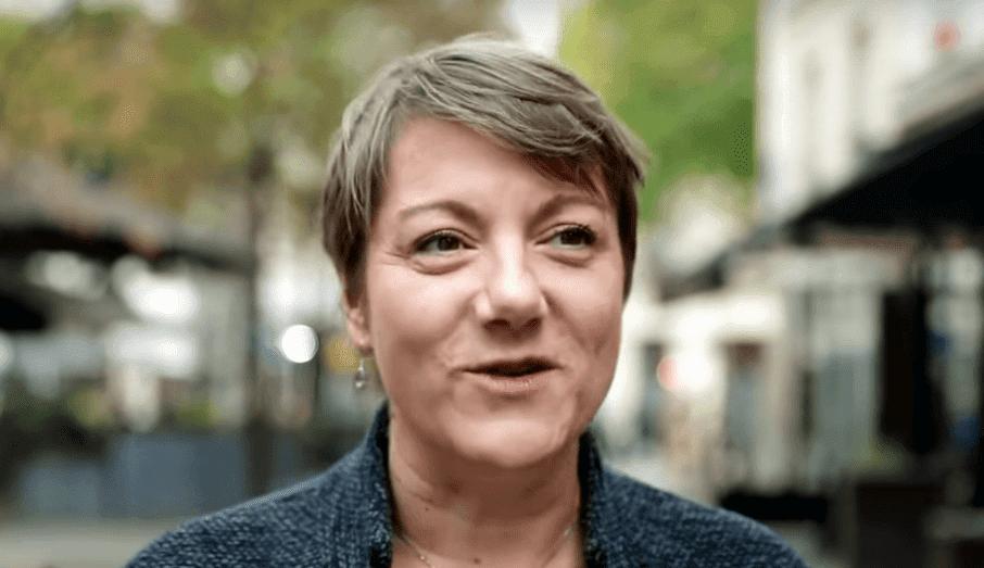 Marie-Christine, lors d'une interview avec Le Parisien apres sa 193e victoire au jeu de Nagui sur France 2. | Youtube/Le Parisien