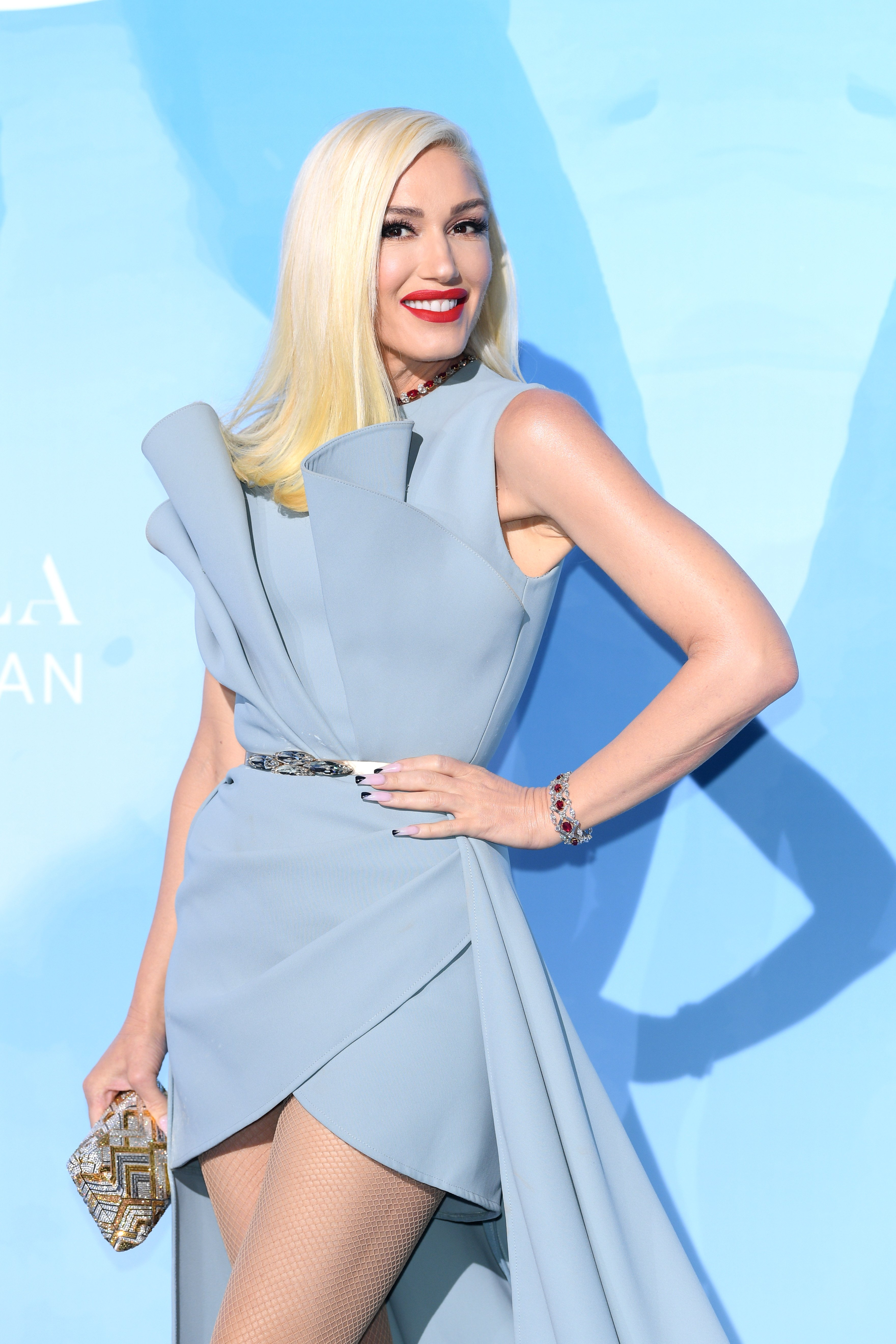 Gwen Stefani attends the Gala for the Global Ocean on September 26, 2019, in Monte-Carlo, Monaco. | Source: Getty Images.