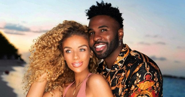 Jason Derulo Reveals in a Video He Is Expecting His 1st Child with Girlfriend Jena Frumes