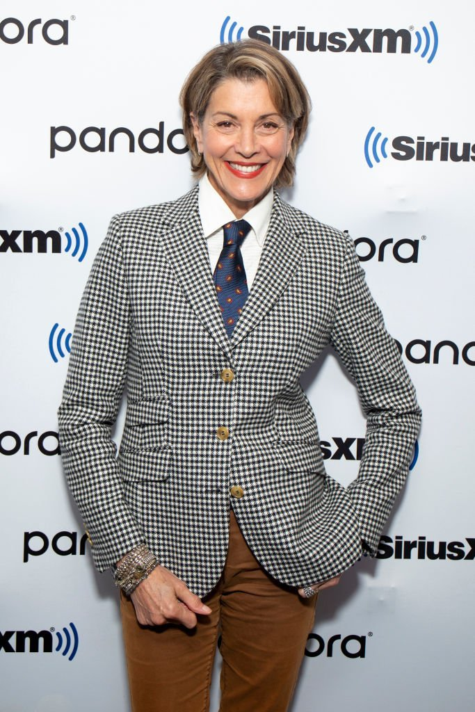 Wendie Malick on October 03, 2019 in New York City   Source: Getty Images