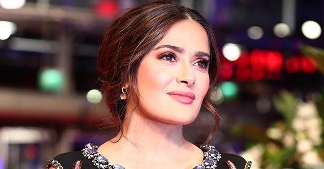 Salma Hayek Reveals She Nearly Died from COVID-19