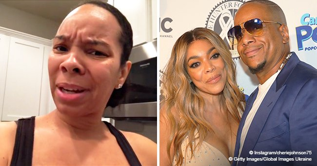 Family Matters' star Cherie Johnson drags Wendy Williams amid her husband's cheating rumors