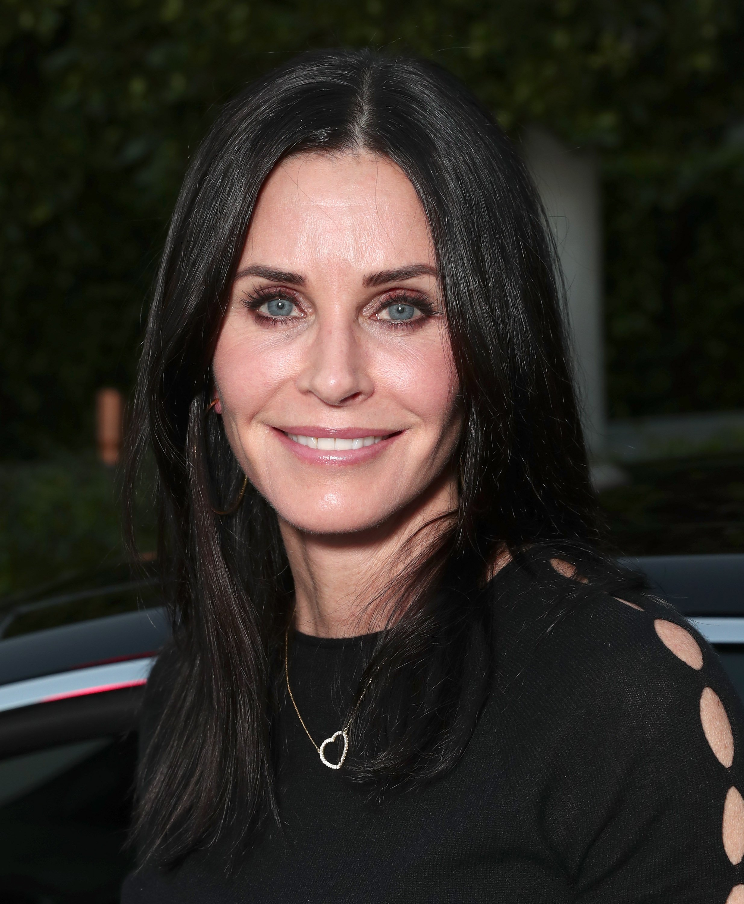 Courteney Cox pictured at the UCLA Institute Of The Environment And Sustainability Celebrates Innovators For A Healthy Planet, 2017, California. | Photo: Getty Images
