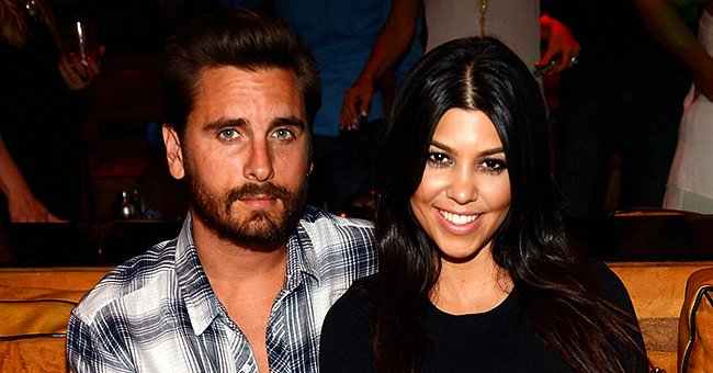 Kourtney Kardashian Admits She Doesn't Cook or Clean & Her Ex Scott Disick Agrees with the Post