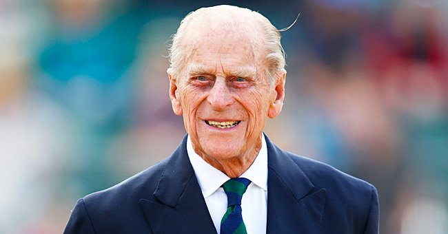 Royal Family Share a Photo Tribute Showing Prince Philip's Interest in Science and Technology