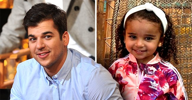 See Rob Kardashian's Throwback Photo as a Child – Does He Look like His Daughter Dream?