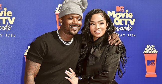 Ray J & Princess Love's Daughter Melody Steals Hearts with Gorgeous Hair in a Fendi Sweater