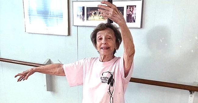 Une professeur de danse de 100 ans au Massachusetts partage le secret de sa longue vie