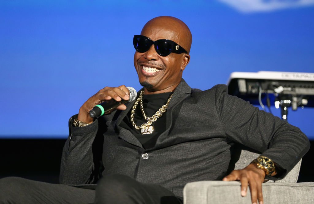 MC Hammer speaks onstage during Capitol Music Group's 5th annual Capitol Congress Premieres new music and projects for industry and media at Arclight Cinemas Hollywood on August 8, 2018 | Photo: Getty Images