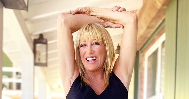 Suzanne Somers Looks Gorgeous at 73 and Says She Loves Aging as It Gives Her Wisdom