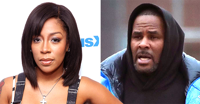 K. Michelle on That Difficult Time When She Had to Get Away from Ex R. Kelly