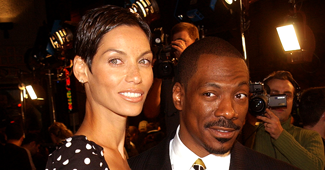 'Coming to America' Star Eddie Murphy & Ex Nicole's Granddaughter Evie Steals Hearts in Recent Pic